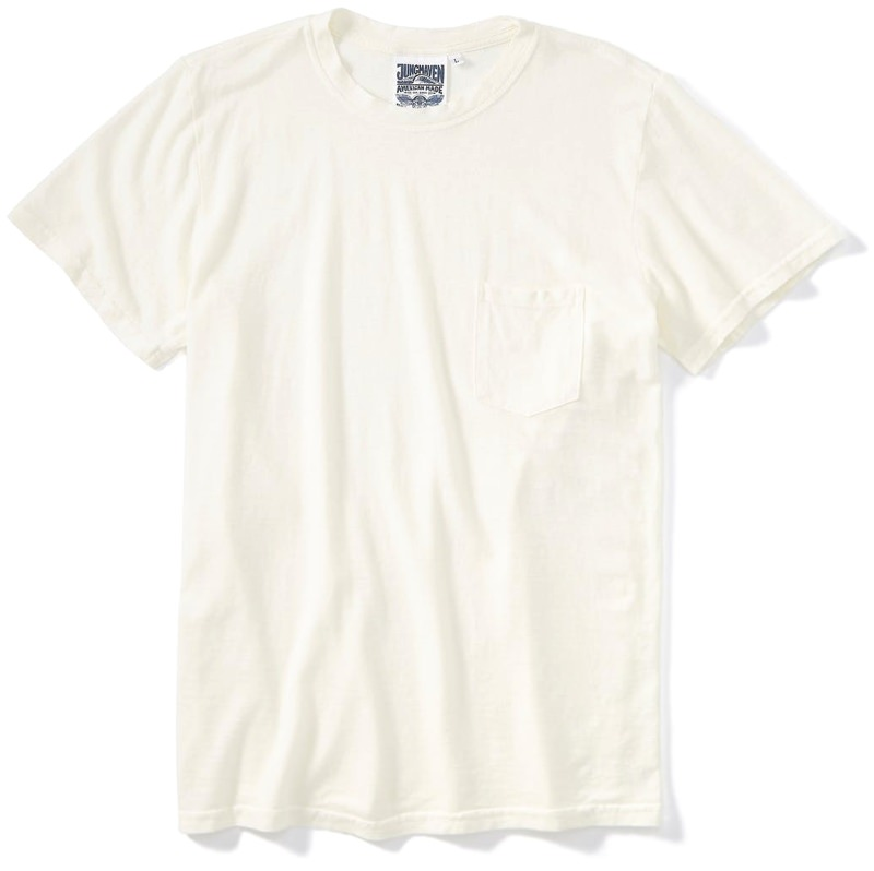 Jungmaven Hemp Pocket T-Shirt