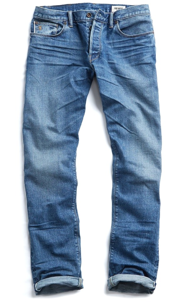 Todd Snyder Selvedge Stretch Jeans