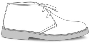 Astorflex Greenflex chukkas