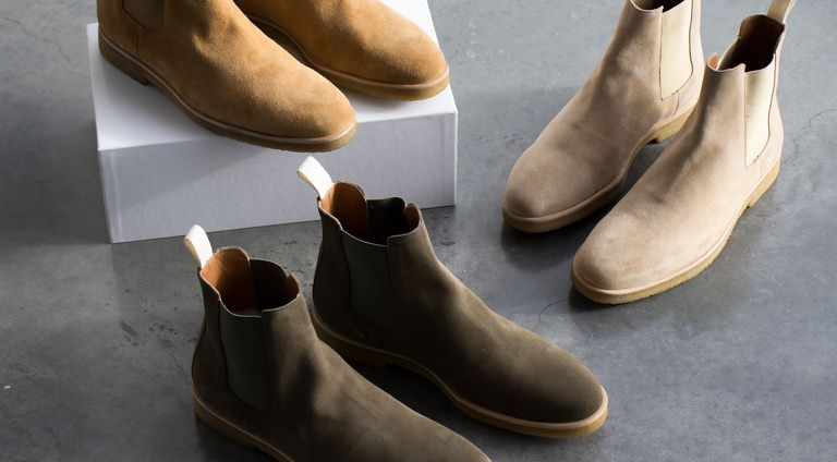 Creating the Perfect Chelsea Boot