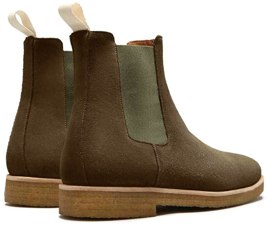 Oliver Cabell chelsea boots