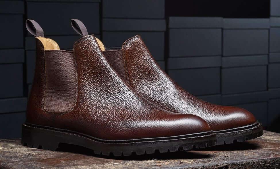 Crockett & Jones English men's footwear