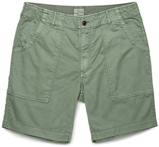 Faherty camp shorts
