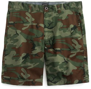 J.Crew printed shorts