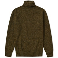 Jamiesons of Shetland Woolen Roll Neck