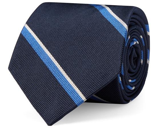 Polo Ralph Lauren Striped Silk Twill Tie