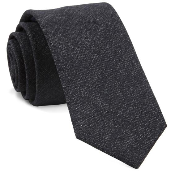 The Tie Bar Wool Suiting Tie