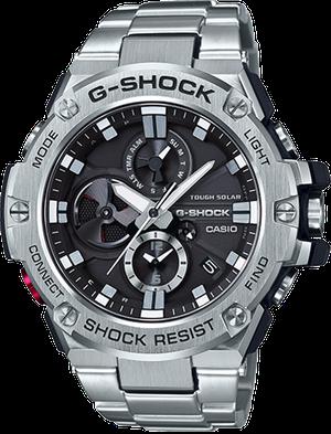 The G-SHOCK G-STEEL GSTB100D-1A watch details