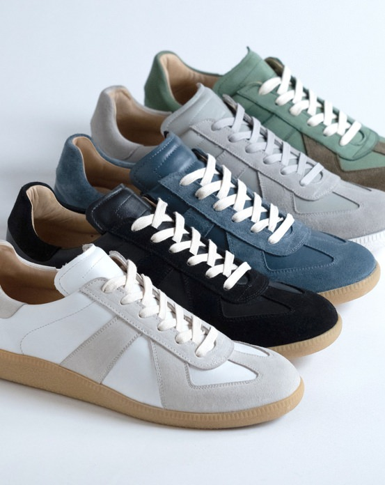 Oliver Cabell GAT sneakers