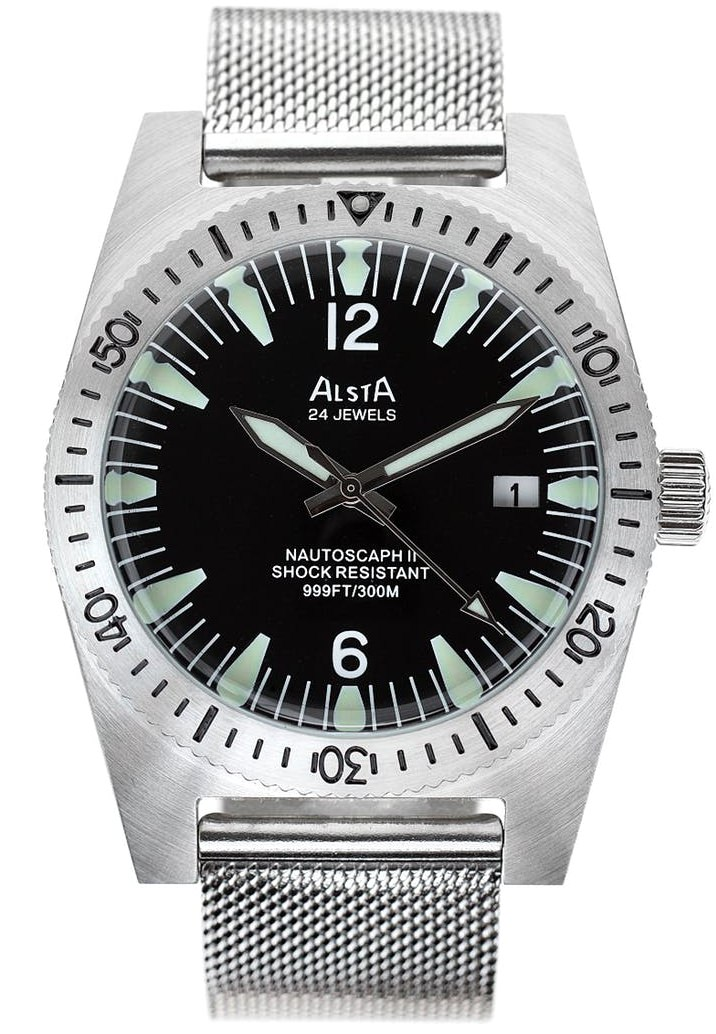 Alsta Nautoscaph II Watch