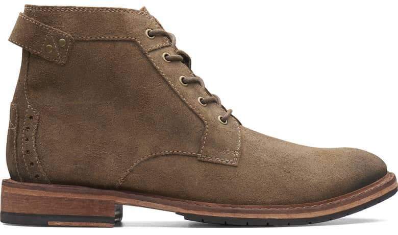 Clarks Originals Clarkdale Suede Boot