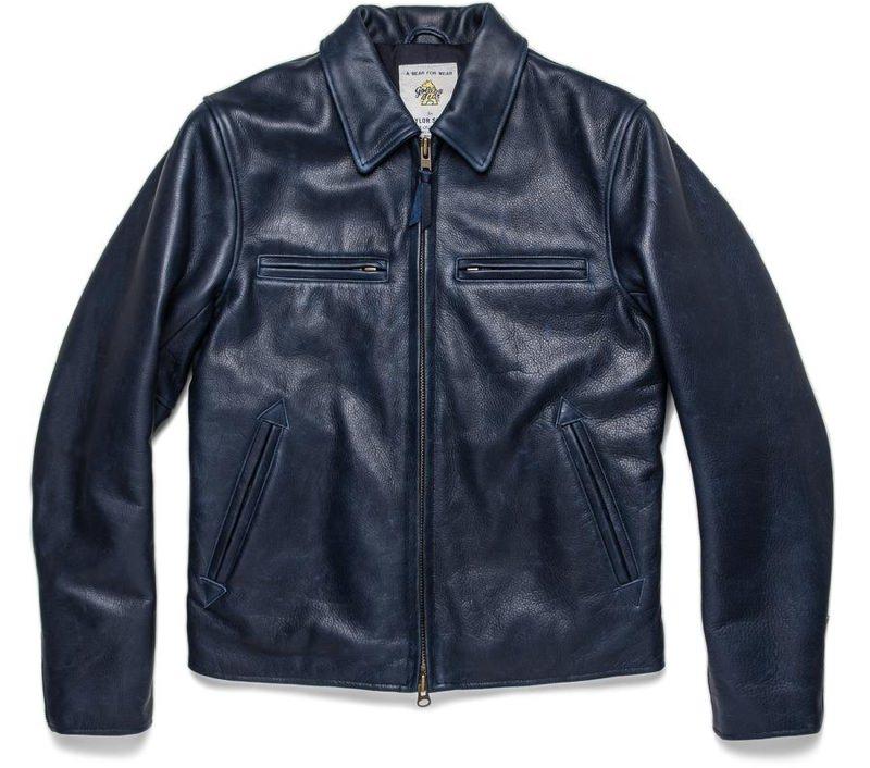 Taylor Stitch Steerhide Leather Jacket