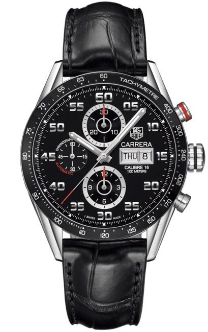 TAG Heuer Carrera Calibre 16 DD timepiece
