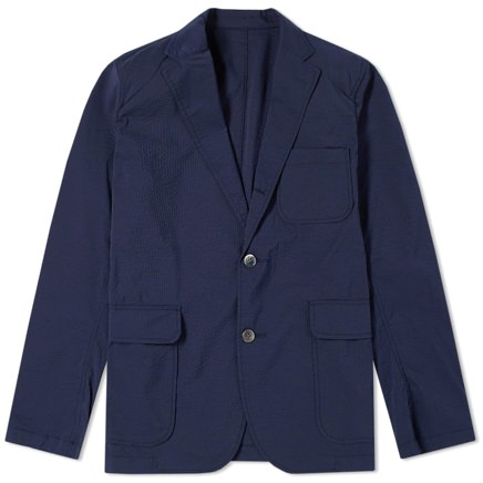Beams Plus 3-Button Blazer