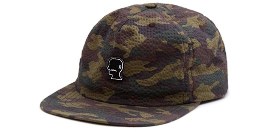 Brain Dead Camo Camp Hat