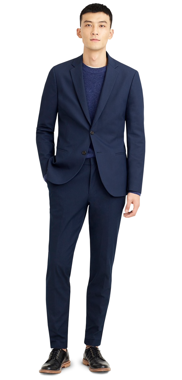 J.Crew Destination Stretch Performance Suit