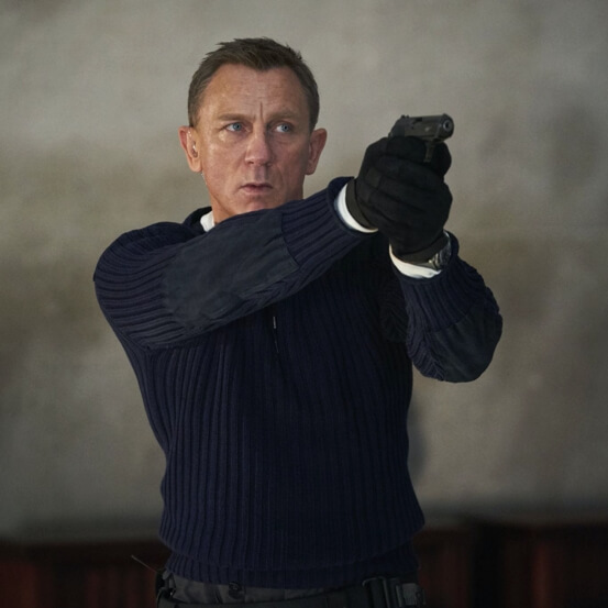Movie Sweaters - Knives Out, Bond: No Time To Die, The ...