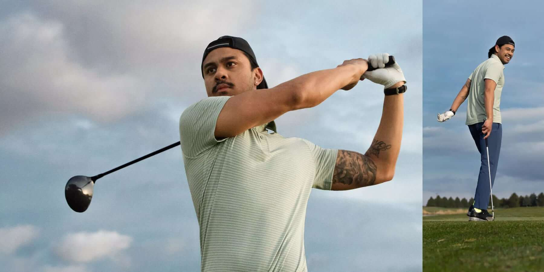 Best new men's golf gear and attire in 2021