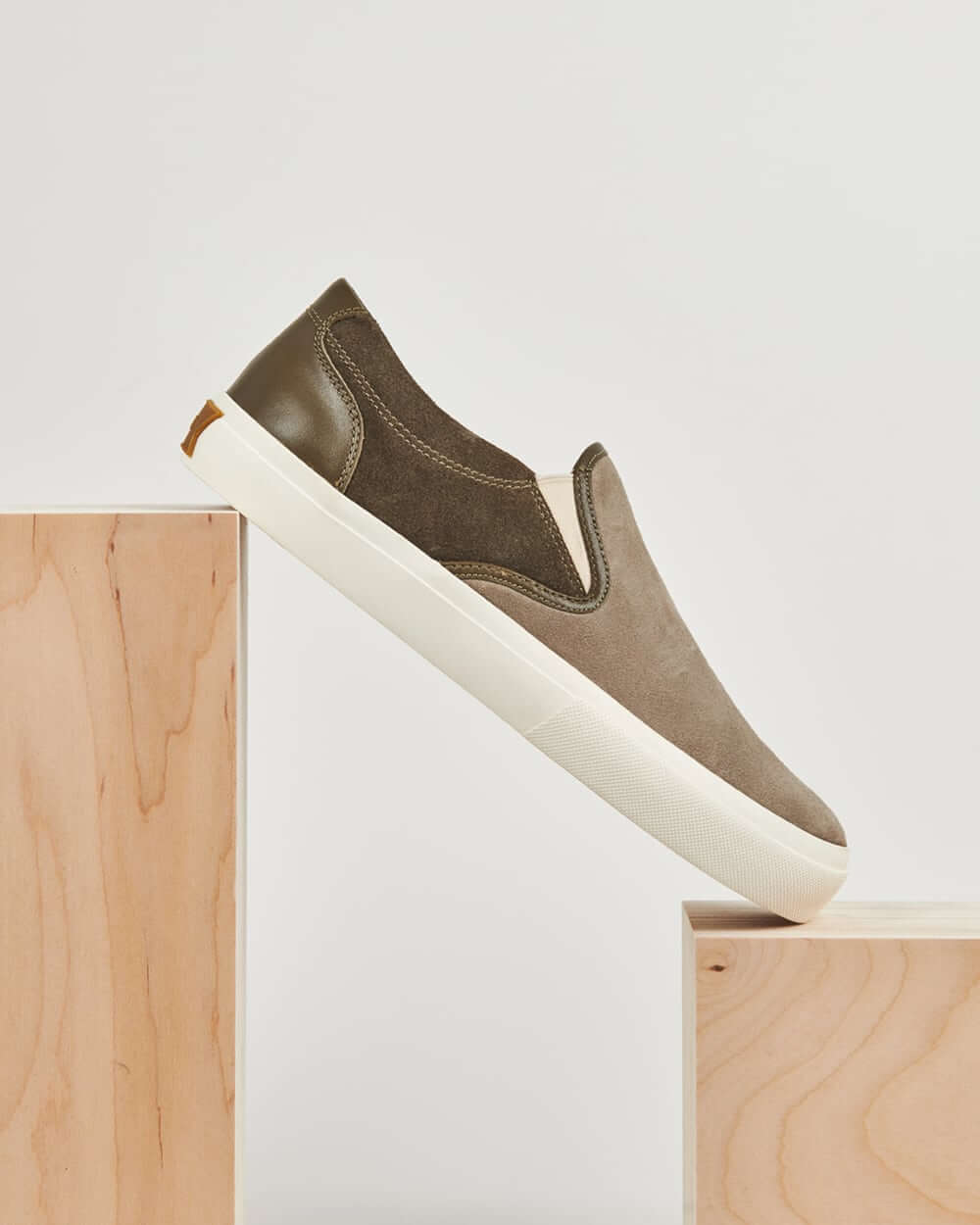 GREATS Wooster Suede Slip-On