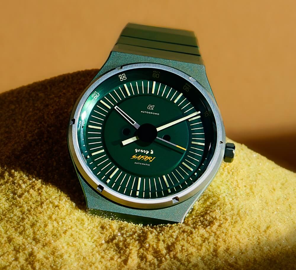 Autodromo Group B Safari automatic watch