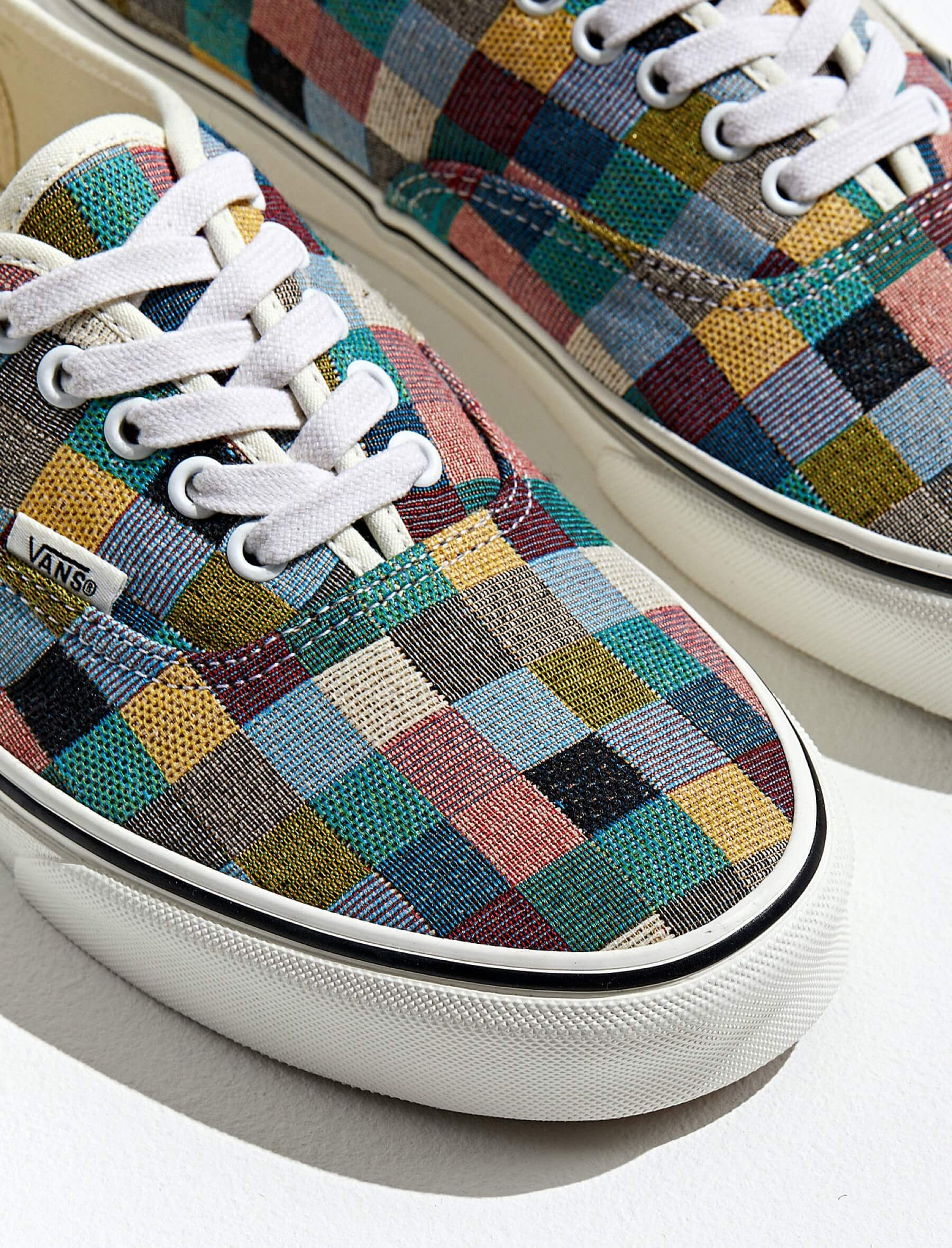 Vans Authentic Patchwork Shoe