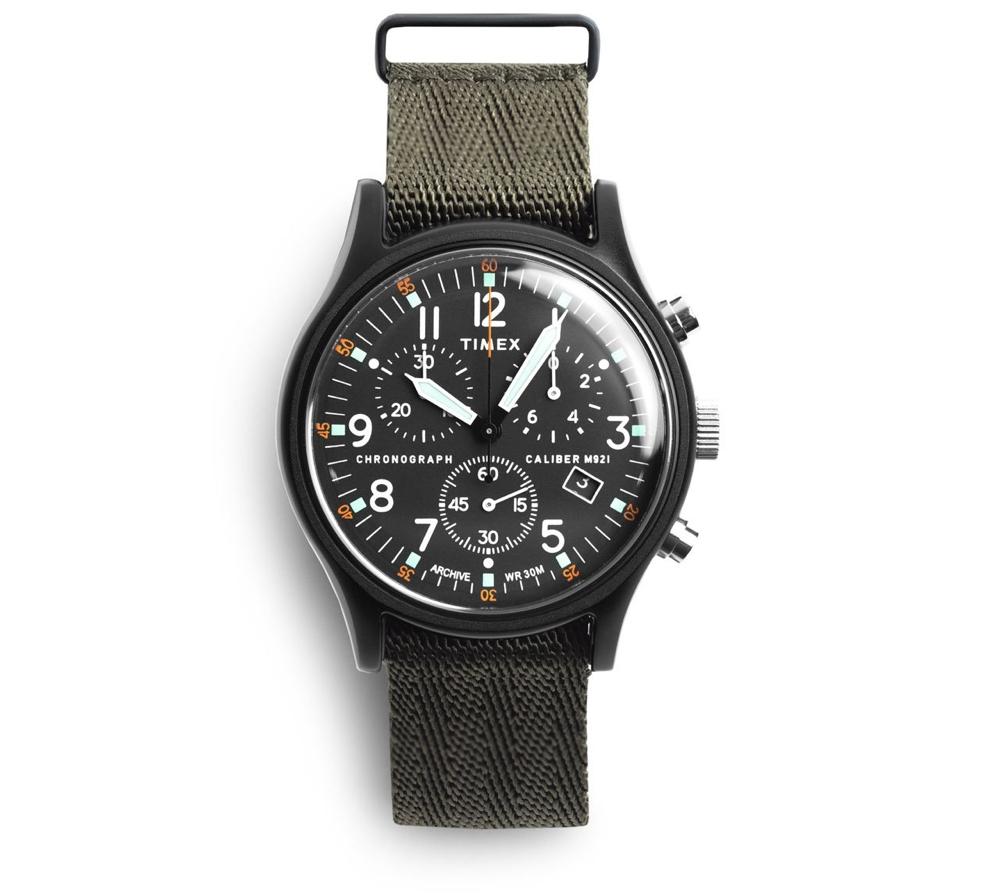 Timex MK1 Chronograph