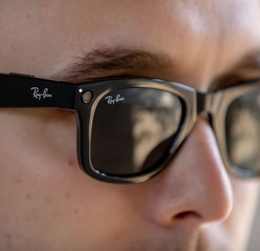 Ray Ban Stories smart glasses