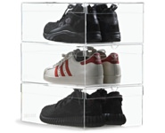 Boxxinc Clear Shoe Storage Containers
