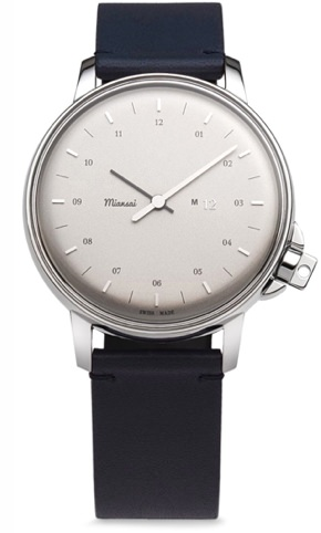 Miansai M12 Swiss Silver Watch