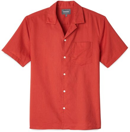 Bonobos Relaxed Camp Collar Shirt