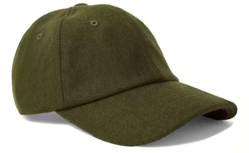 NN07 Flannel Baseball Cap