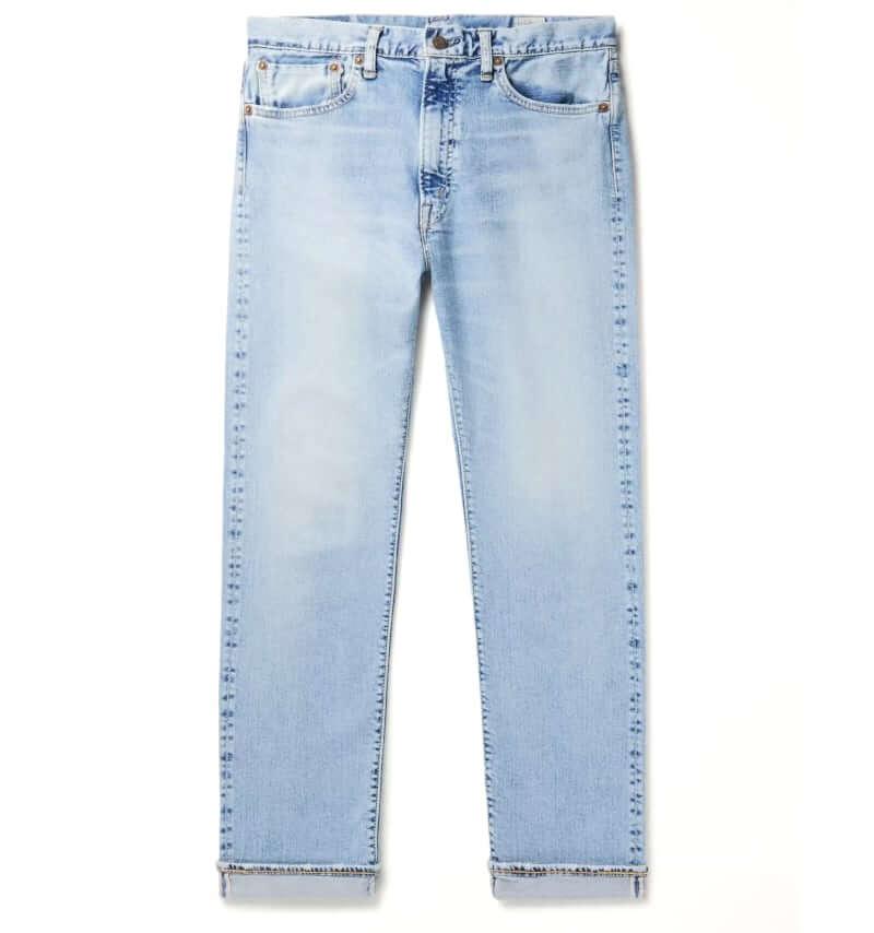 OrSlow 107 Slim-Fit Jeans