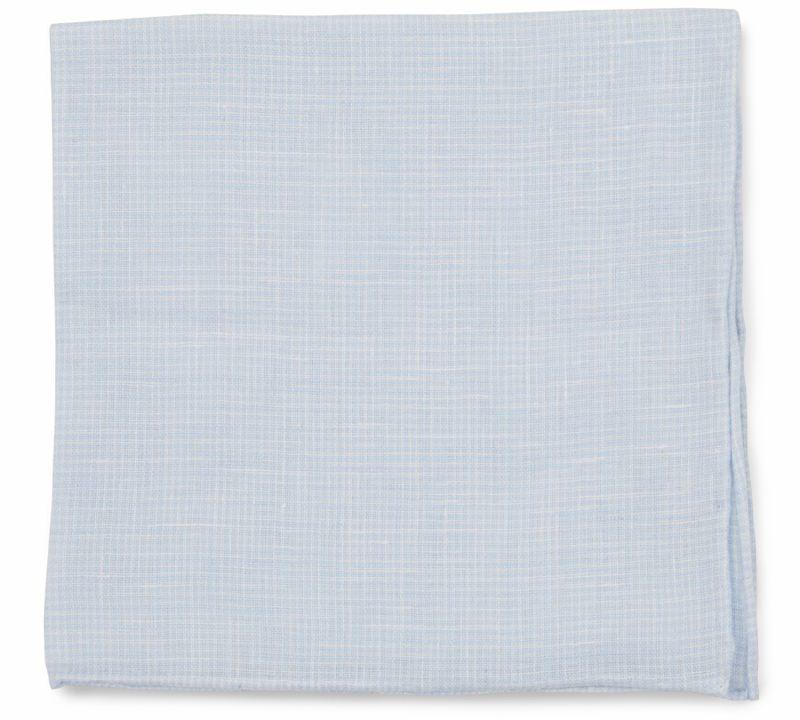 The Tie Bar Linen Pocket Square