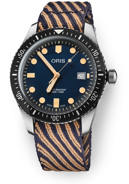 Oris Divers 65 Recyled Strap