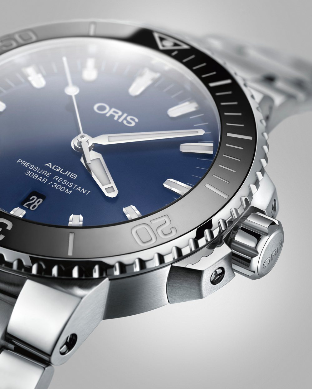 Versatile men's watches by Oris