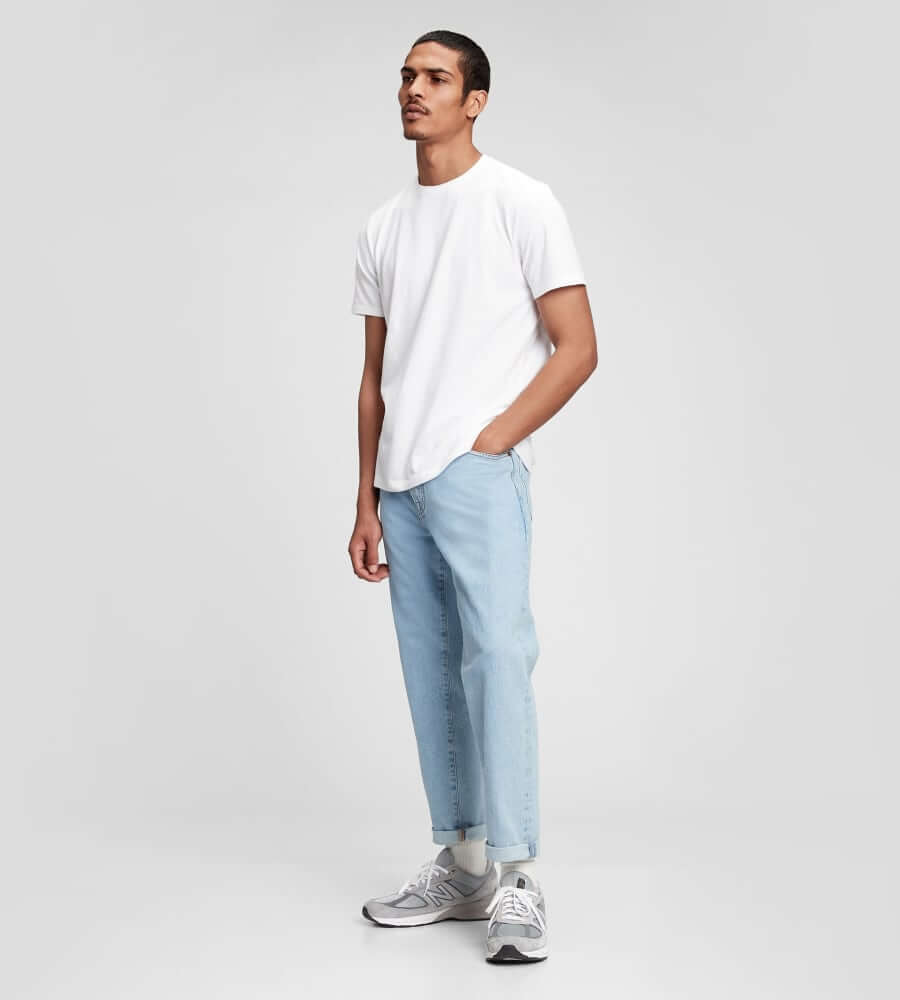 Men's weekender errands outfit inspiration