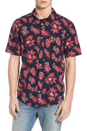 RVCA McMillian Printed Shirt