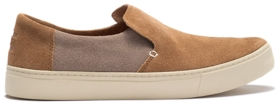 Toms Lomas Suede Slip-Ons