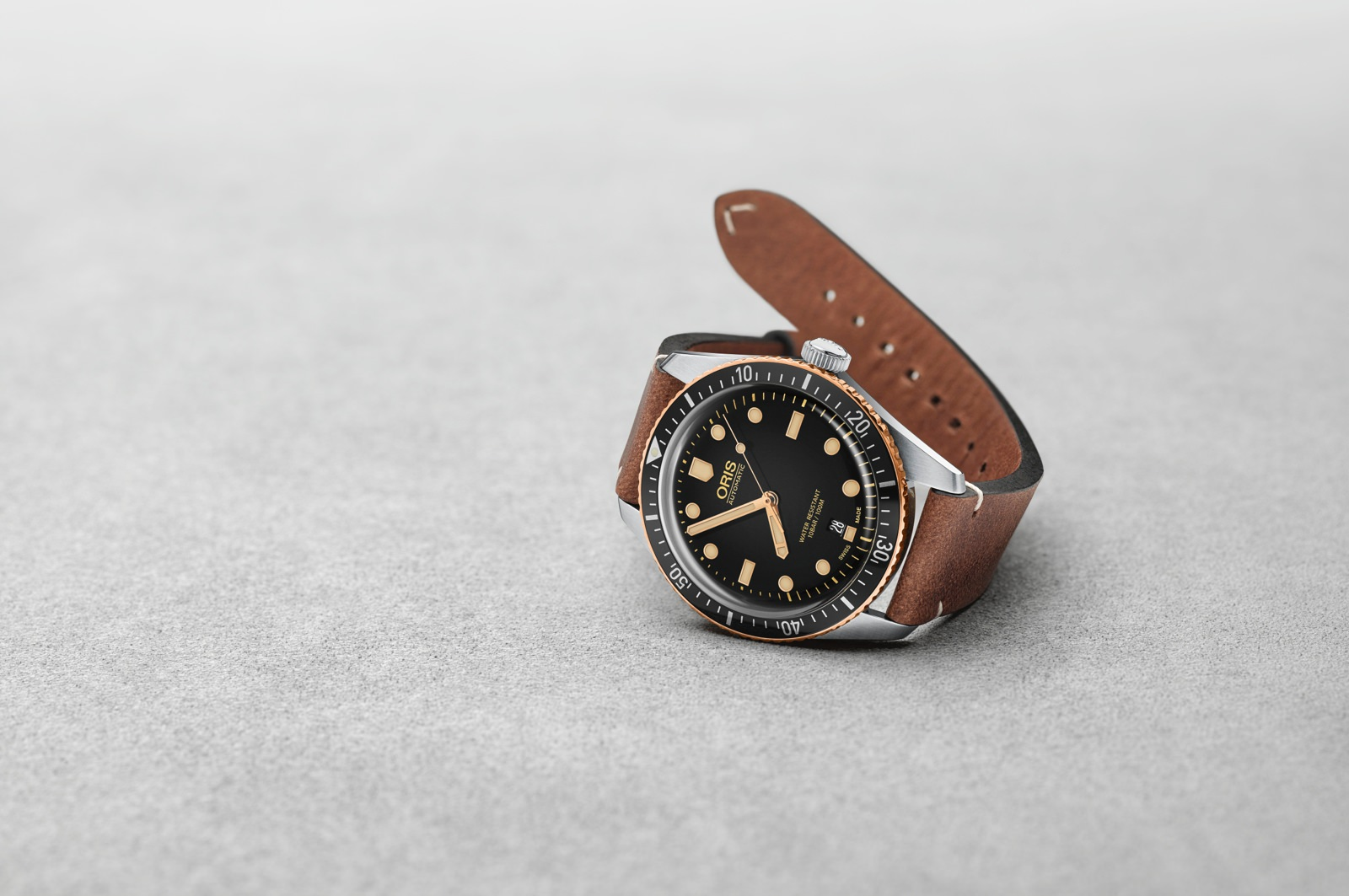Why a Man Needs a Diver Watch from Oris