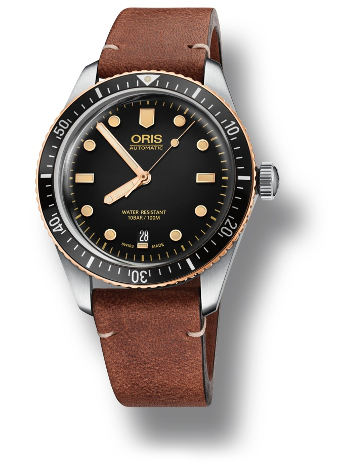 Oris Divers Sixty-Five watch