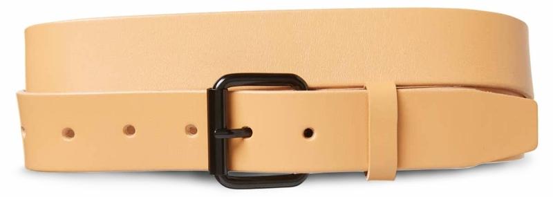 Saturdays NYC Vegetable Tanned Leather Belt