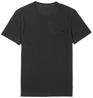 Everlane Pique Pocket Tee