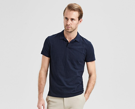 Theory Peruvian Cotton Polo