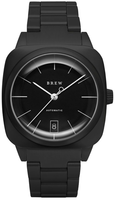 Brew Darkbrew Automatic Watch