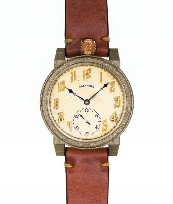 Vortic Watch Co. Chicago Watch