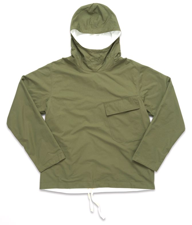Personal Effects Reversible Deck Smock