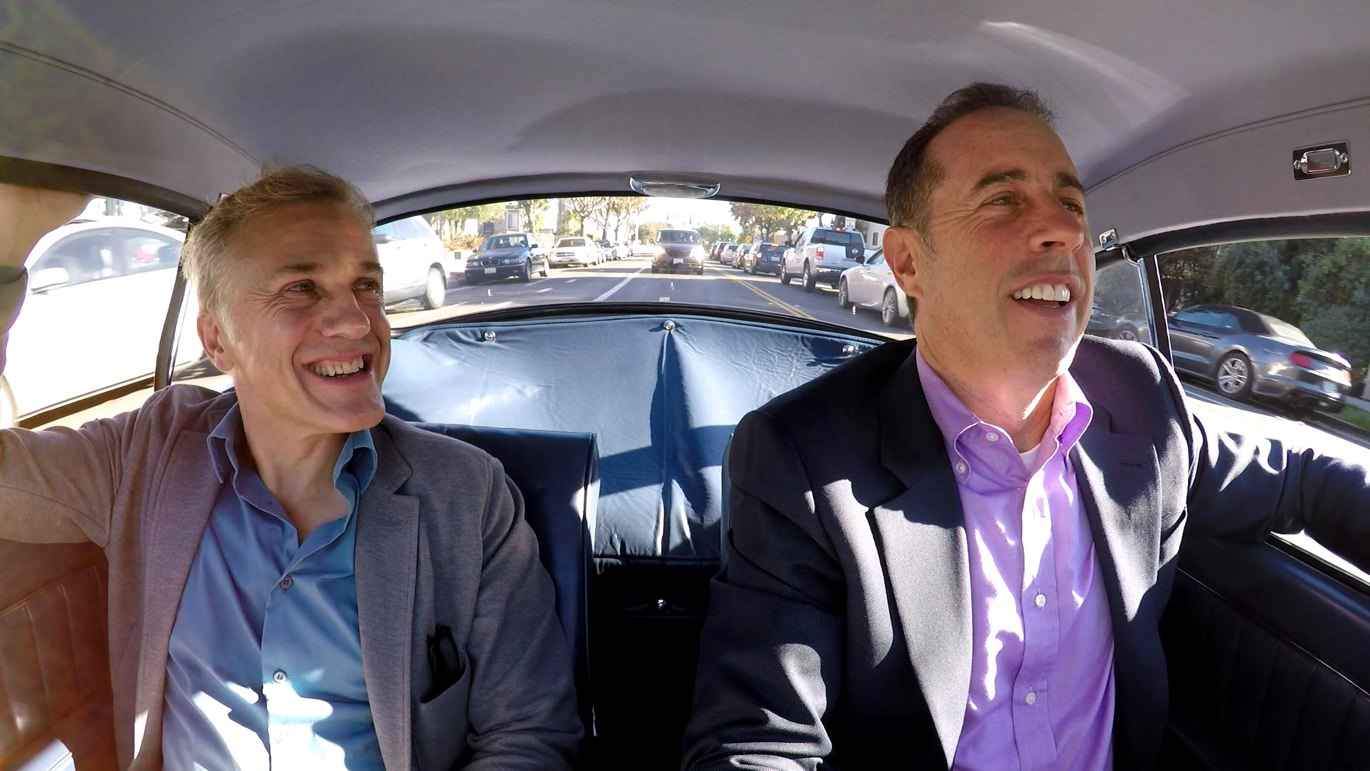 Christoph Waltz on Comedians In Cars Getting Coffee