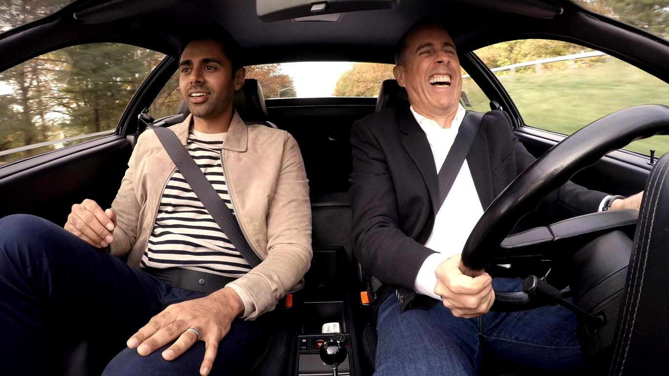 Hasan Minhaj on Comedians In Cars Getting Coffee