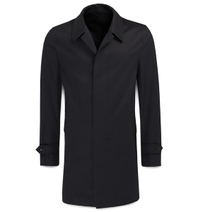 Suitsupply Cotton Blend Car Coat