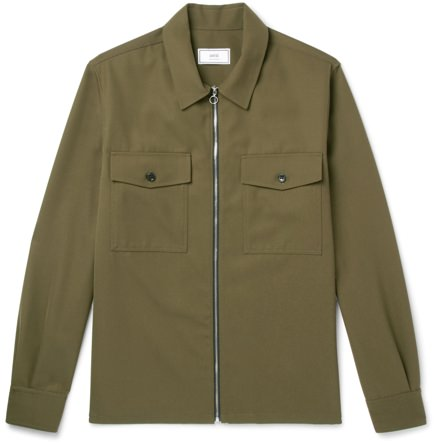 Ami Shirt Jacket